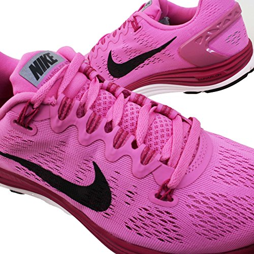 buy cheap view Nike Lunarglide+ 5 s Running Shoes Red Violet/Black Pn-bright Mgnt-purple P ebay for sale low cost cheap online V4VedUG