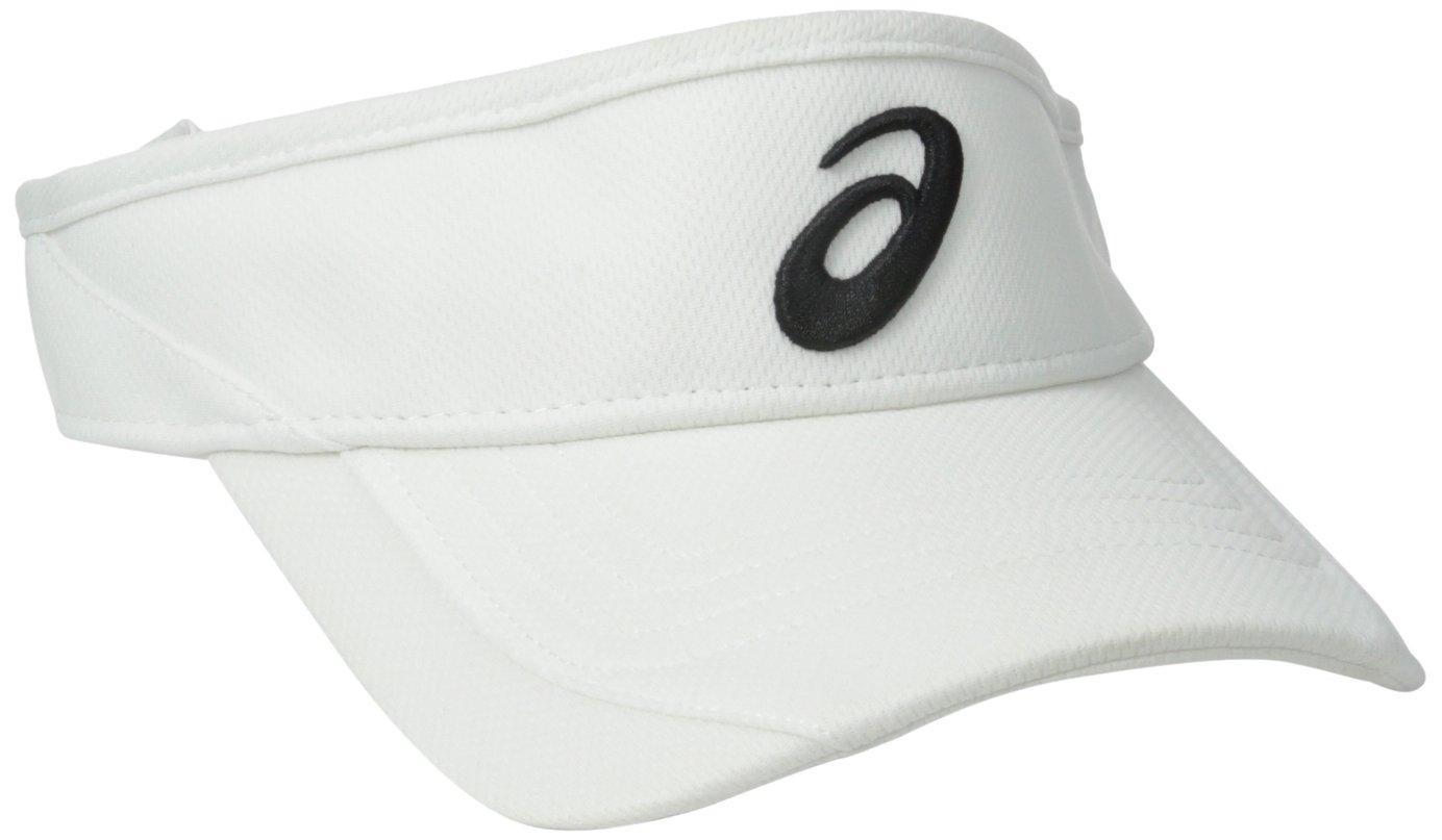 アシックスゴルフチームバイザー One Size ホワイト B00IWM95OU