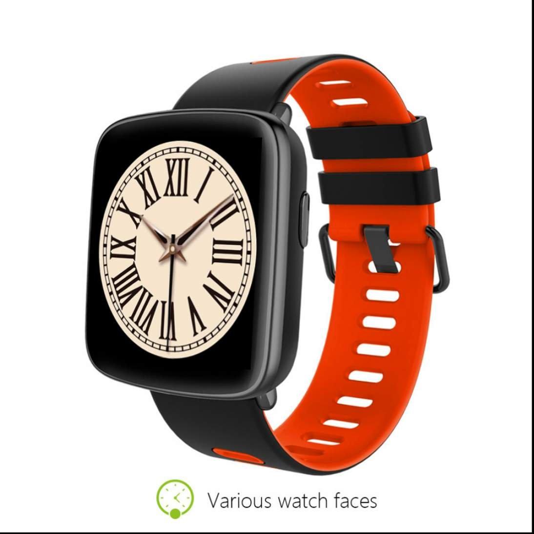 Reloj inteligente Sport Reloj de pulsera Smart Sleeping Monitor Herzfrequenz - Finder anti de Lost seden remindser Militar reloj de pulsera: Amazon.es: ...