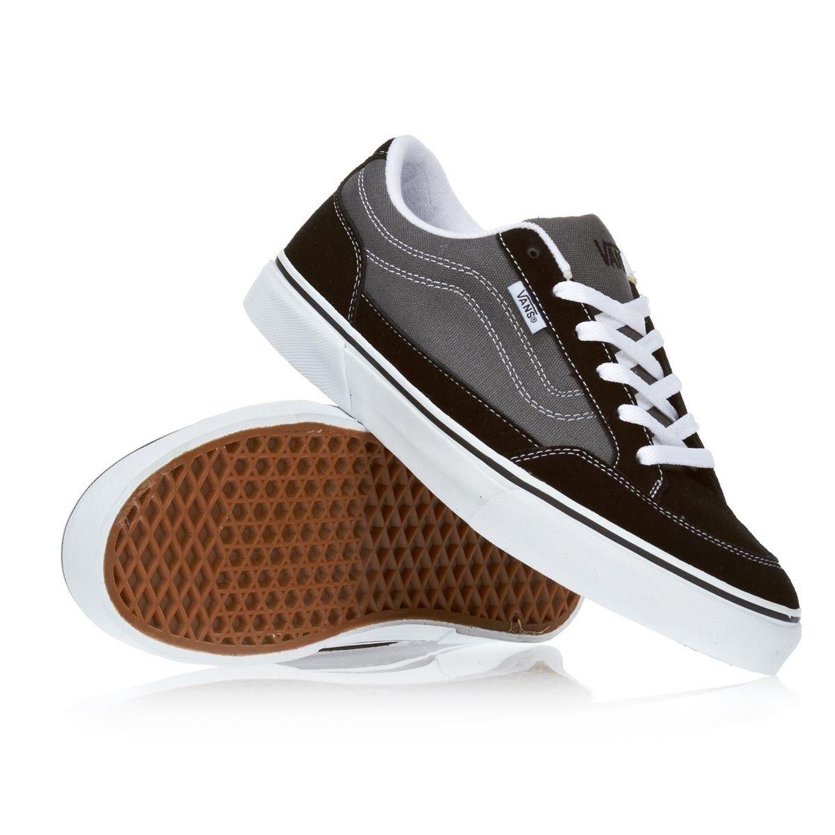 Vans Bearcat - Zapatillas de skate para hombre, color negro, talla 43: Amazon.es: Zapatos y complementos