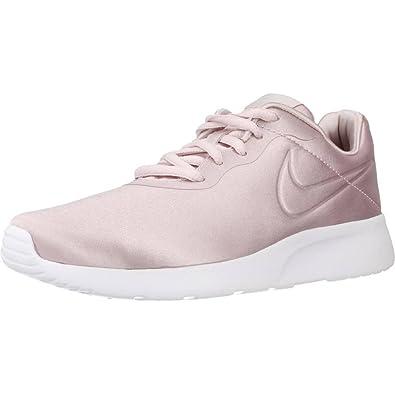 Nike - Nike Tanjun Prem Scarpe Sportive Raso Donna Rosa - Rosa, 38 ...
