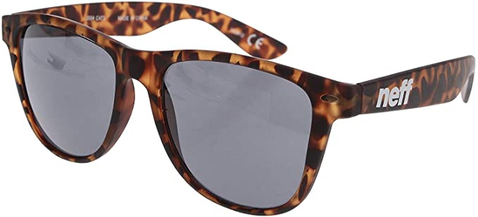 9ce4e893d3 Amazon.com  neff Men s Daily Wayfarer Sunglasses UVA UVB Protective ...