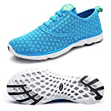Best Water Sports - Dreamcity Women's water shoes athletic sport Lightweight walking Review