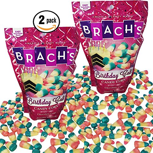 Brachs-Birthday-Cake-Candy-Corn-Chocolate-Cake-Vanilla-Frosting-15oz-re-sealable-bag-2-Pack
