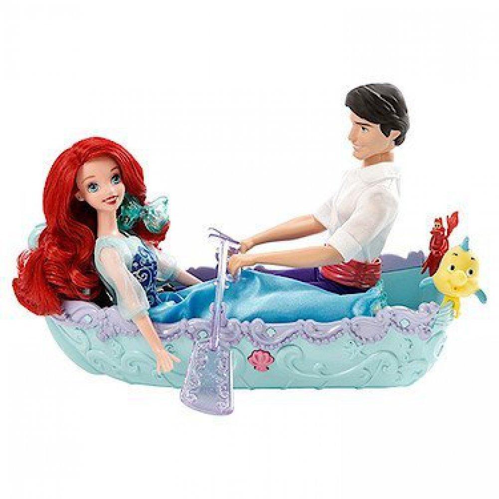 Amazon.com: The Little Mermaid Lagoon Gift Set by Mattel: Toys & Games