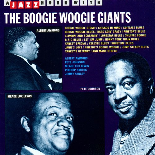 Boogie Cd - The Boogie Woogie Giants