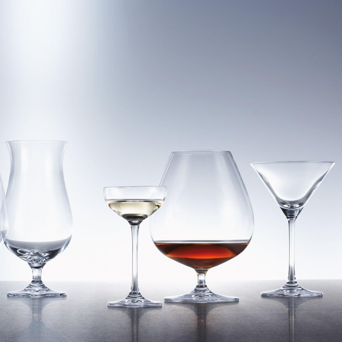 Glas 6 Einheiten Schott Zwiesel 111220 Lik/örschale transparent