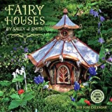 Fairy Houses 2019 Mini Wall Calendar