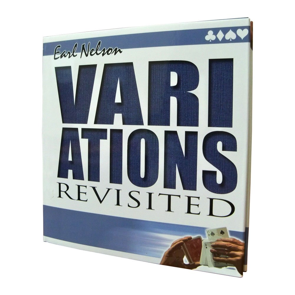 MMS Variations Revisited by Earl Nelson - Book