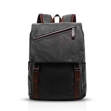 95e2a501c9 FANDARE Vintage Voyage Sac À Dos Étudiant Party Commerce 14.6 Pouce  Ordinateur Portable Backpack Homme/