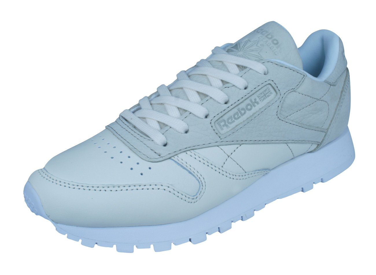 Reebok Classic Leather Sea You Later Womens Sneakers/Shoes B06XRYPVX7 8 B(M) US|White