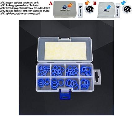 O-ring Guarnizione O-ring in silicone per uso alimentare Guarnizione VMQ kit scatola di protezione ambientale impermeabile e resistente alla temperatura,BVP-2.4-60