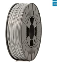 ICE FILAMENTS ICEFIL1PLA116 PLA Filament, 1.75 mm, 0.75 kg, Sparkling Silver