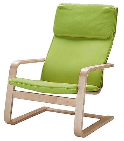Brilliant The Pello Chair Cotton Covers Replacement Is Custom Made For Ikea Pello Chair Cover Or Pello Armchair Slipcover Multi Color Options Green Color Creativecarmelina Interior Chair Design Creativecarmelinacom
