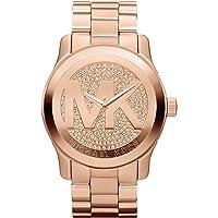 Relógio Michael Kors Runways Rose - Mk5661
