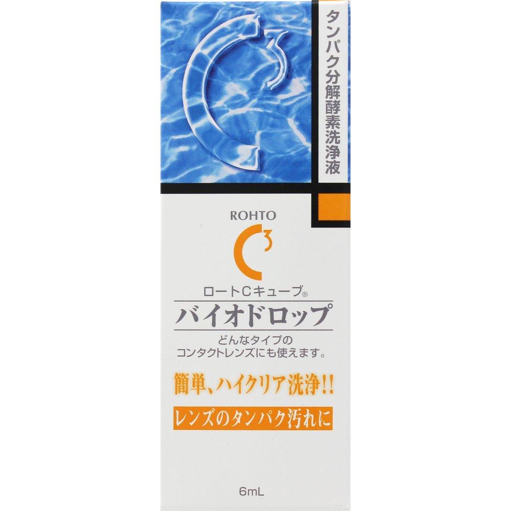Japanese Eye Care Rhoto C cube bio drop 6ml