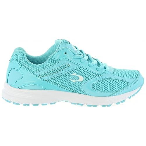 Zapatillas Deporte de Mujer JOHN SMITH RANDER W 18V Azul Celeste: Amazon.es: Zapatos y complementos