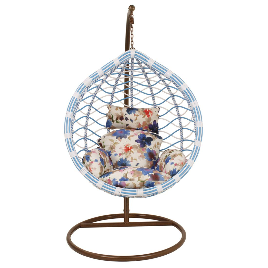Woodness 1525 Synthetic Swing (Blue and White)