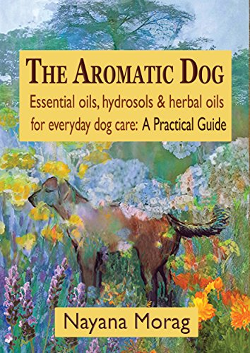 Aromatic Dog Essential hydrosols Practical ebook product image