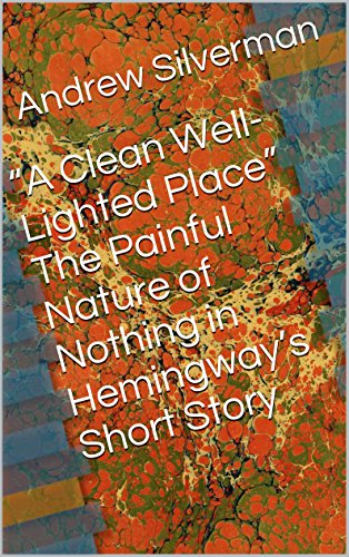 a clean well lighted place plot