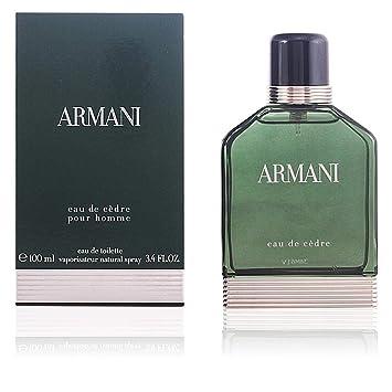 Giorgio Armani Eau Cedre Eau De Toilette, 100ml aed2f93f6099