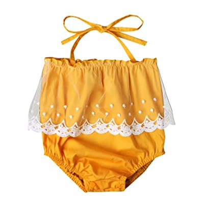 0~24 mois Bébé Vêtements Bonjouree Bébé Filles Combinaison Bodys