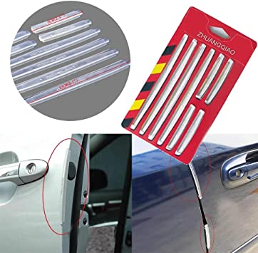 Strip  Accessories Protector  Trim Molding Anti-Scratch Car Door Edge Guard