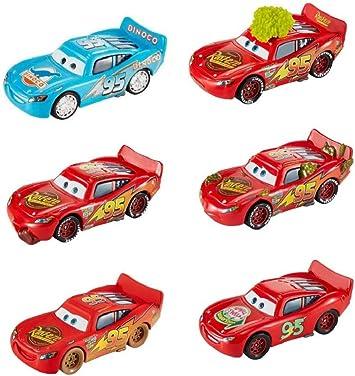 Mattel - Cars FDF74. Caja Sorpresa con Coche. Modelo Aleatorio.: Amazon.es: Juguetes y juegos