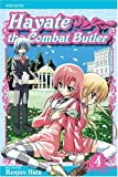 img - for Hayate The Combat Butler, Volume 4 book / textbook / text book