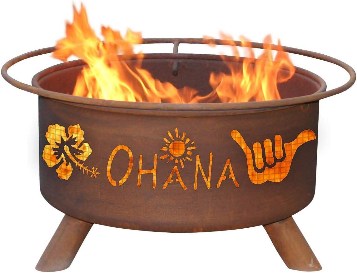 Patina Products F127 Ohana Fire Pit