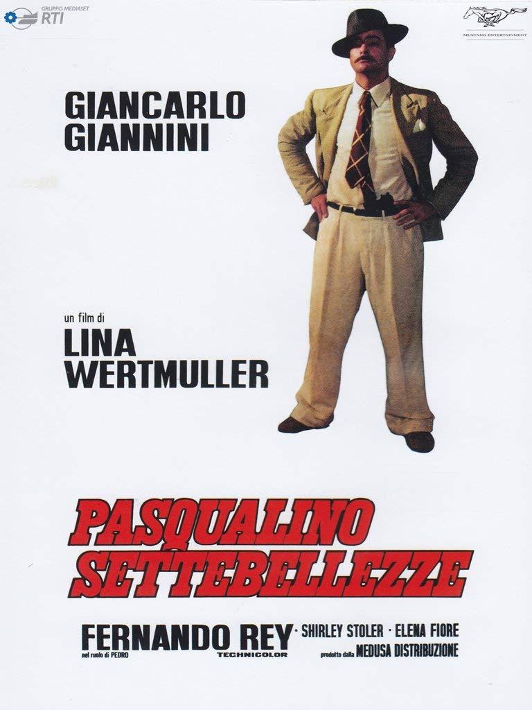 Amazon.com: Pasqualino Settebellezze: fernando rey, francesca marciano, lina wertmuller: Cine y TV