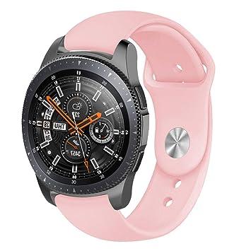 chaoxiner - Correa de Silicona para Reloj Samsung Galaxy ...