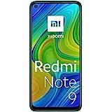 Redmi Note 9 Forest Green 4GB RAM 128GB ROM