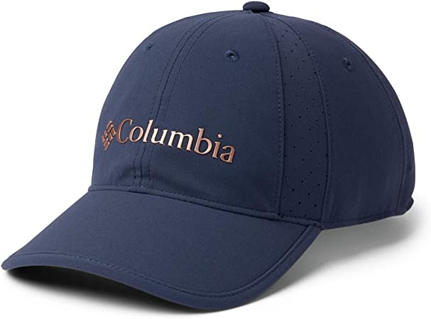 Columbia Peak To Point Kappe Gorra para Mujer, Nocturnal, o/s ...