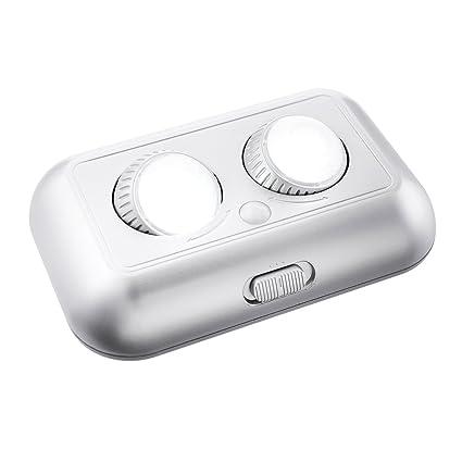 SAFETYON Sensor de Movimiento Armario de luz con luz LED en Cualquier Lugar de la luz
