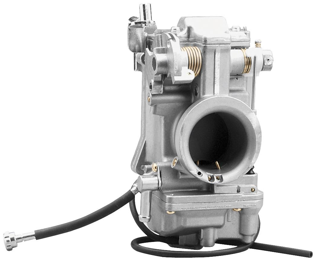 Mikuni HRS Carburetor (TM42-6P) - 42mm - Polished Finish TM42-6P