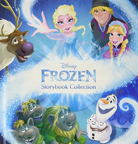 Disney Frozen Books (Frozen Storybook Collection)
