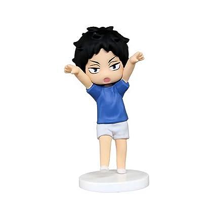 6308fca0e24f3 Amazon.com: Matching World Haikyuu!! Desktop Figure Series Akaashi ...