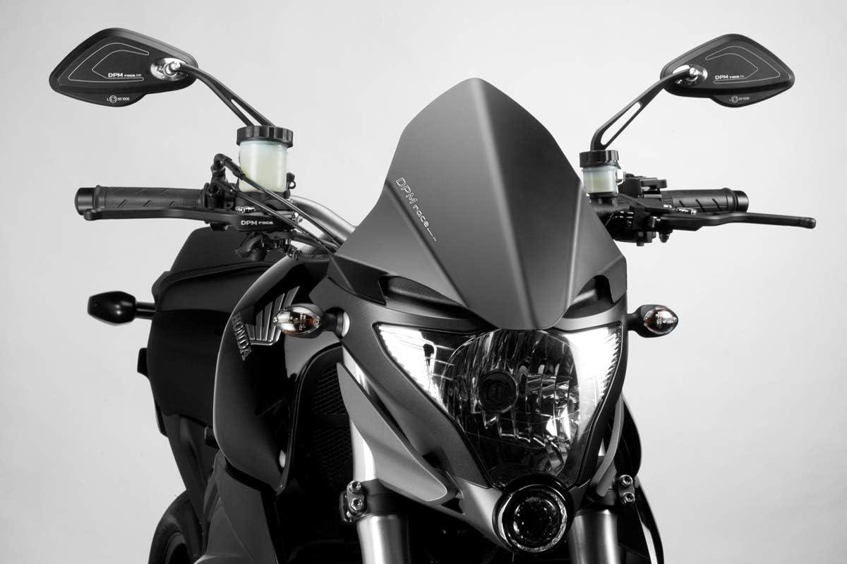 Puig 5645N Windshield for Honda CB1000R 2011-2014 Black Medium