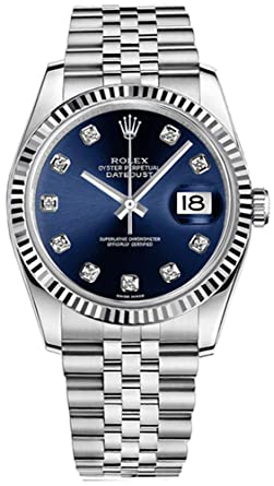 774f91c0449 Image Unavailable. Image not available for. Color  Rolex Datejust 36 116234