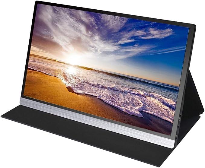 La pantalla HDR se puede utilizar para conectar teléfonos móviles / consolas de juegos / portátiles, pantallas portátiles ultrafinas de 15,6 pulgadas, pantalla de ángulo de visión amplio IPS: Amazon.es: Hogar
