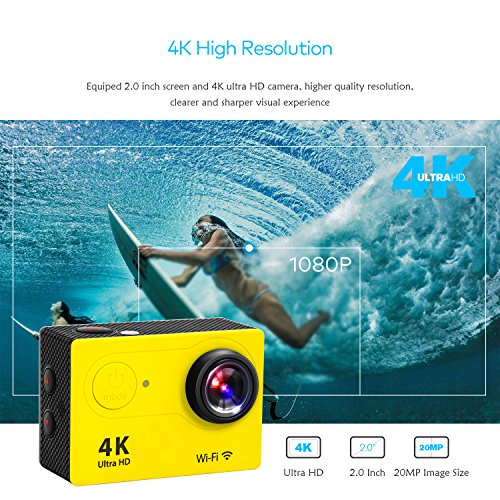 Action Camera, Kebo 2.0