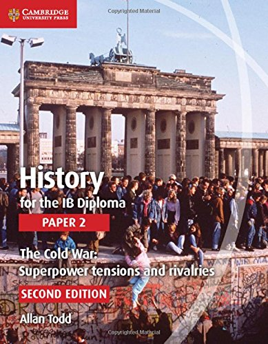 ib history cold war essays Cold war essay how the cold war shaped america as a global superpower the cold war was a time in history when there was a great political and military turmoil between the united states and the soviet union.