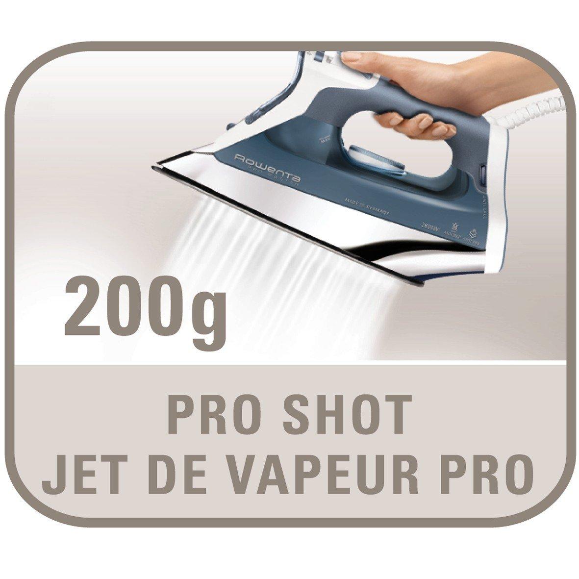 Plancha Rowenta Pro Master 2700 W por sólo 58,16€