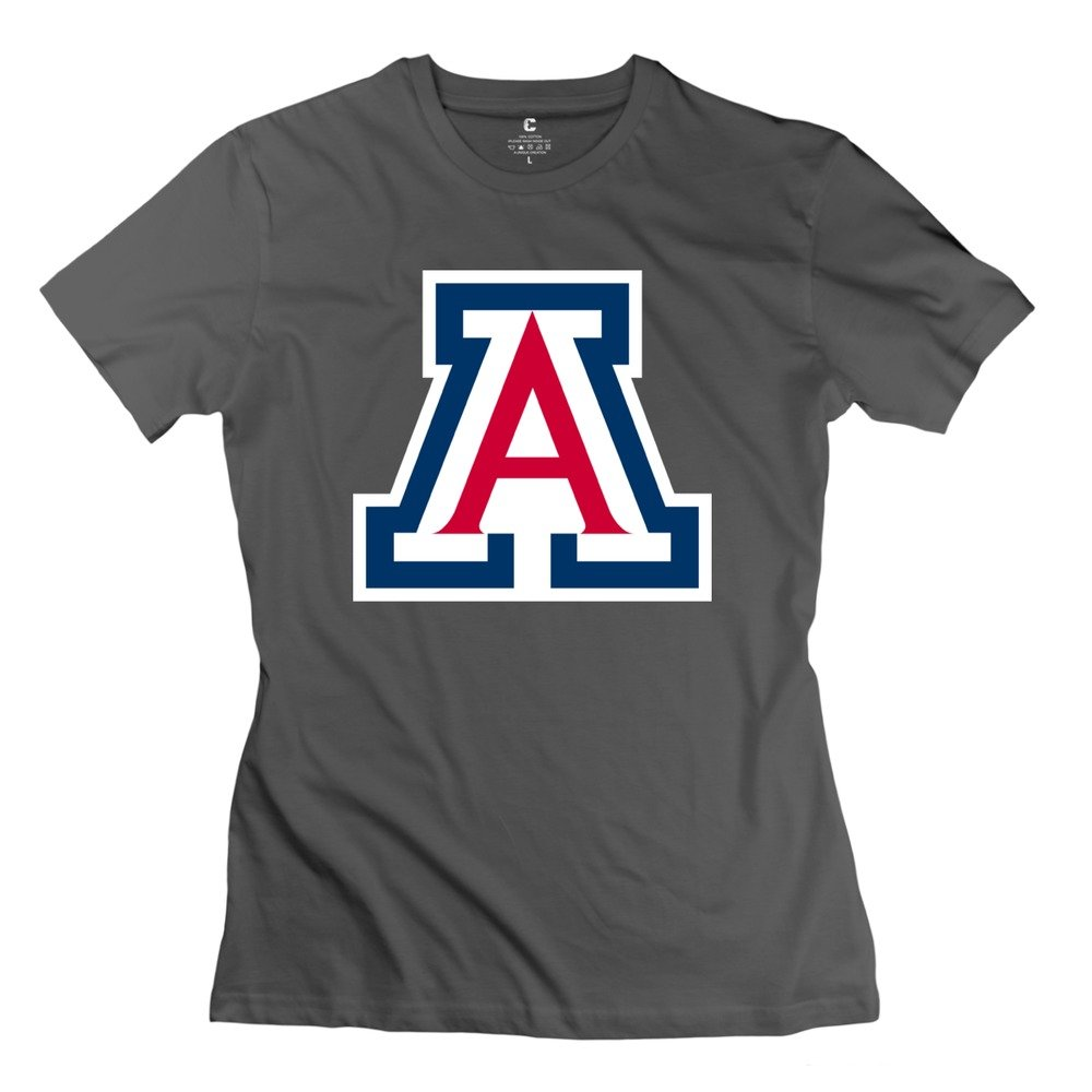 Create My Own University Of Arizona Block A Logo Short Sleeve Tshirts