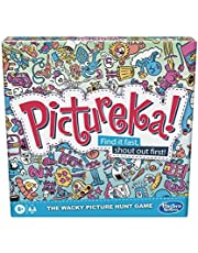 Pictureka! Game, Picture Game, Board Game for Kids, Fun Family Board Games, Board Games for 6 Year Olds and Up, Fun Board Game for Kids