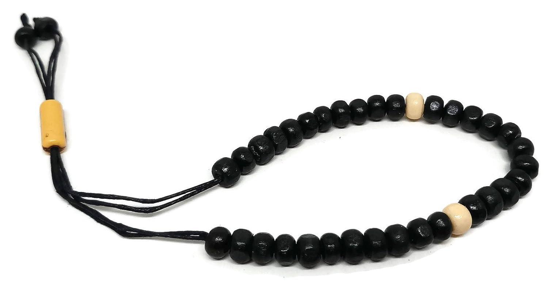 Beige Muslim Tasbih 33 Bracelet Rosary Beads Amn087 Islam Prayer Zikr Subha Misbaha Islam Ramadan Gift