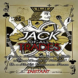 Jack of All Trades Audiobook
