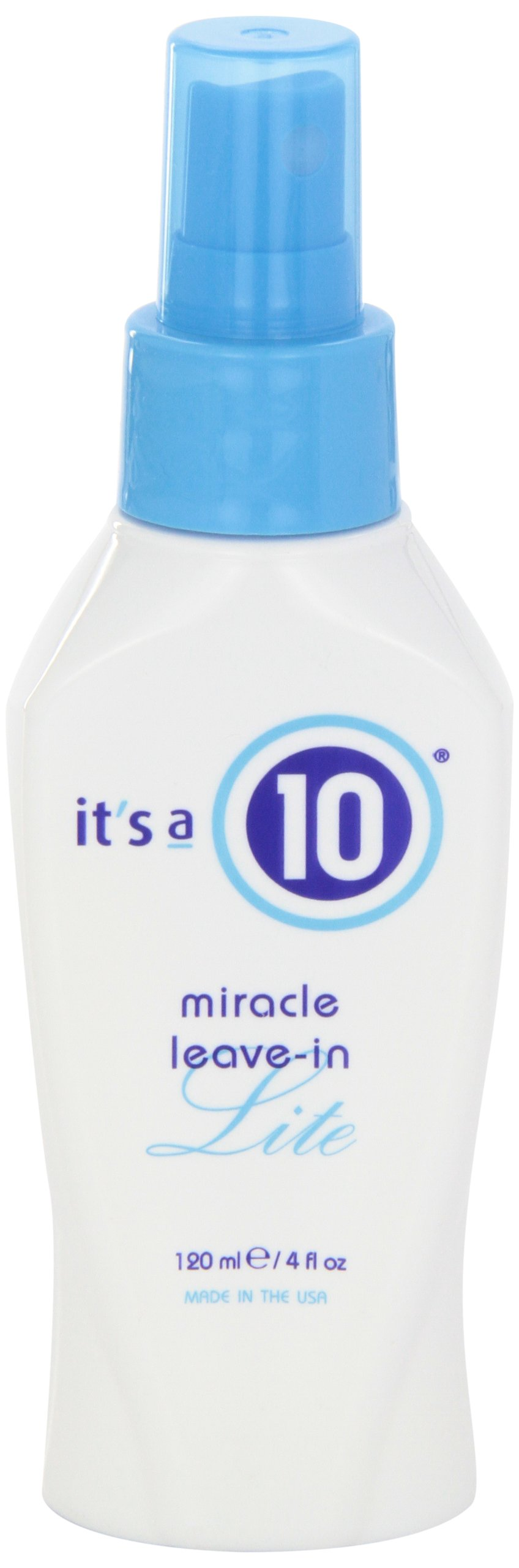 It's a 10 Haircare Miracle Leave-In Lite, 4 fl. oz. by It's a 10 Haircare (Image #4)