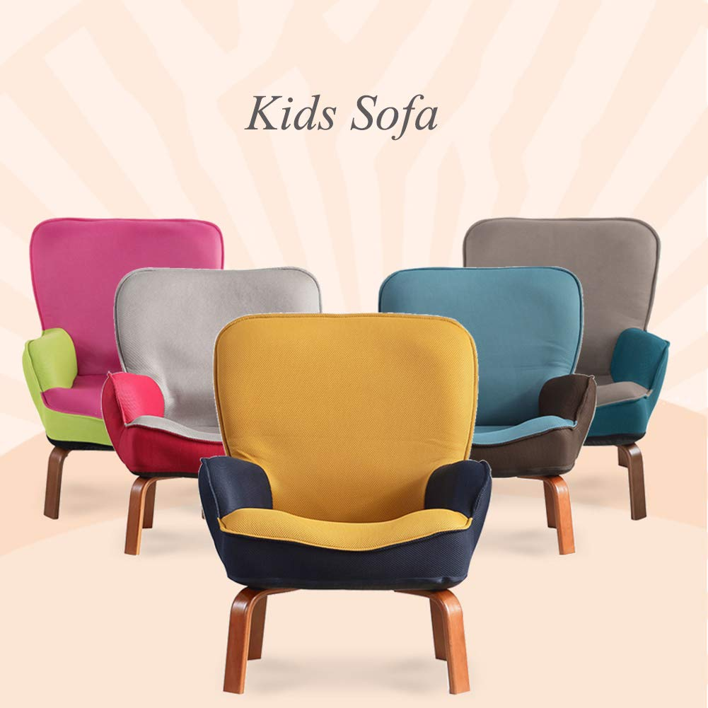 Amazon.com: Children upholstered Chair, Kids Sofa Couch with ...